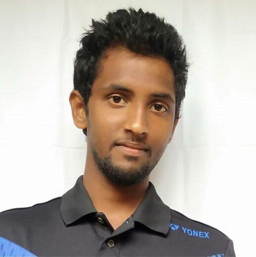 coach Prem Kumar - Star Badminton Academy
