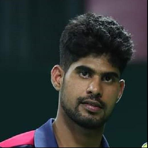 coach Sathish - Star Badminton Academy