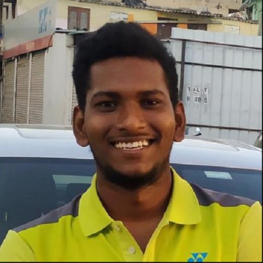 coach Nikhil - Star Badminton Academy